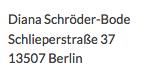 Berlin-Kalligraphie-Imprint
